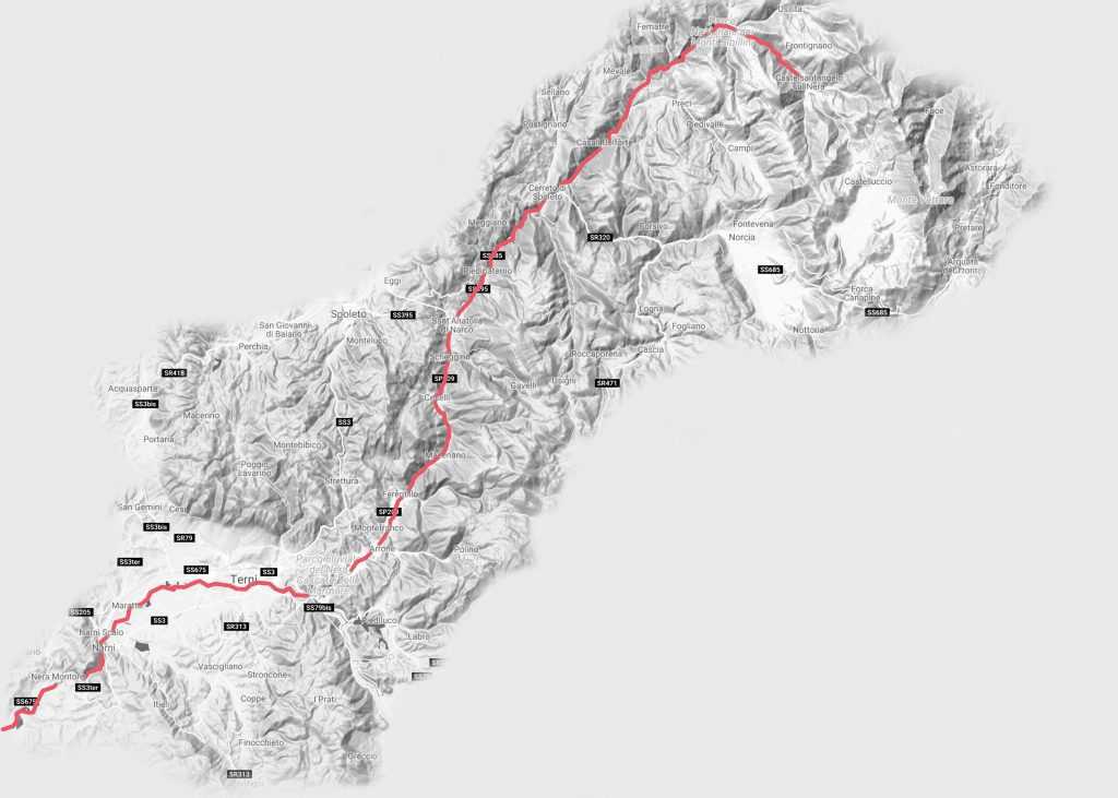valnerina map ben