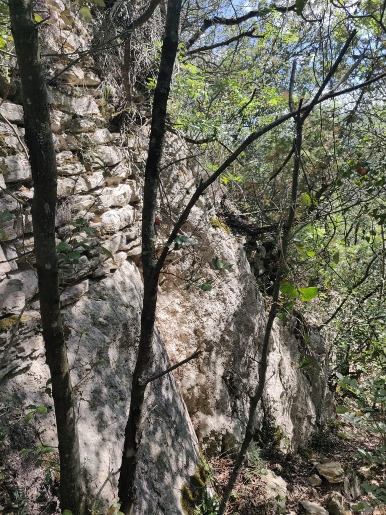 Rocca Accarina, la torre più alta